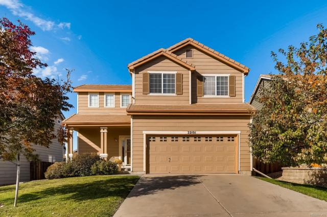 22101 E Belleview Place, Aurora, CO 80015 (#9521199) :: HomePopper