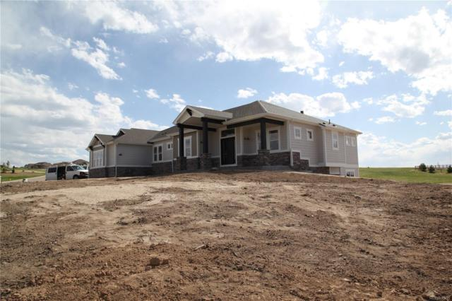 7925 Two Rivers Circle, Parker, CO 80138 (#9521381) :: The DeGrood Team