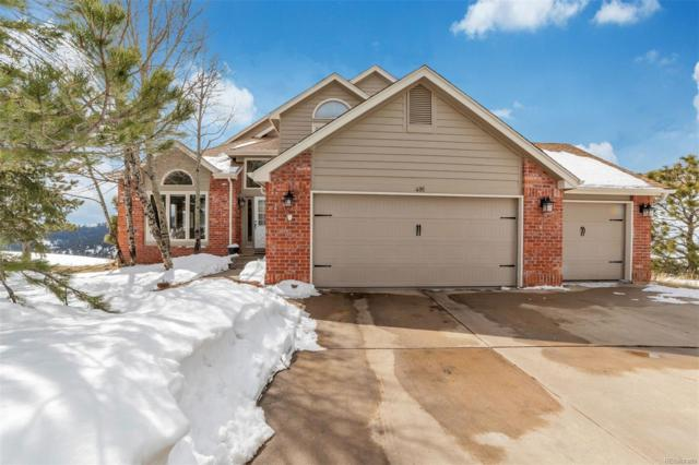 495 Mount Vernon Circle, Golden, CO 80401 (#9521470) :: James Crocker Team