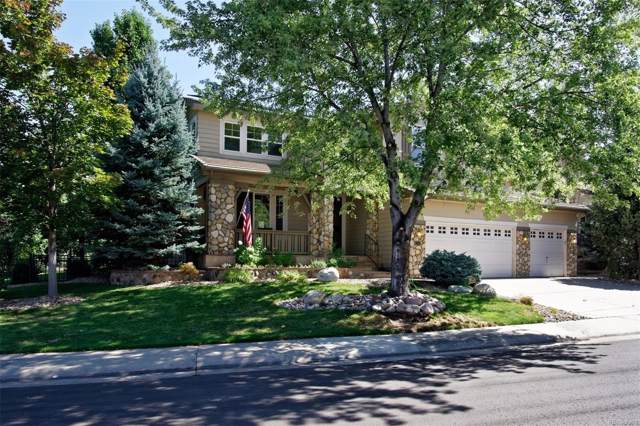 3001 Rockbridge Drive, Highlands Ranch, CO 80129 (#9521544) :: The HomeSmiths Team - Keller Williams
