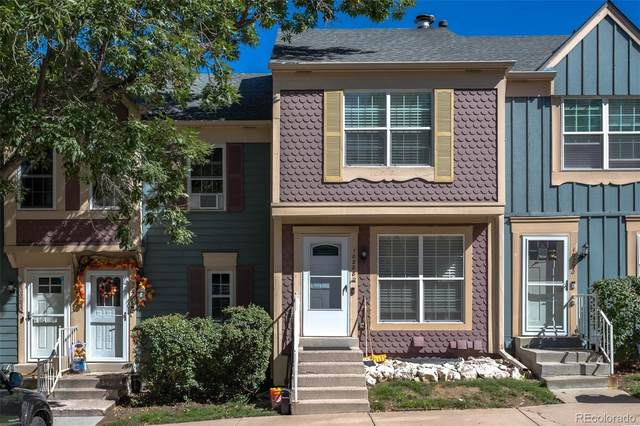 10288 W Dartmouth Avenue, Lakewood, CO 80227 (#9521788) :: You 1st Realty
