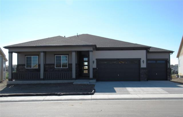 7511 Greenwater Circle, Castle Rock, CO 80108 (#9521840) :: The DeGrood Team