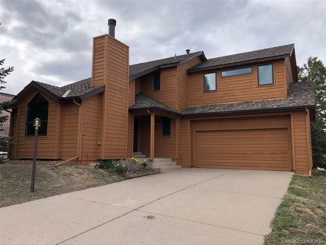 10977 Snow Cloud Trail, Littleton, CO 80125 (#9522163) :: Keller Williams Action Realty LLC