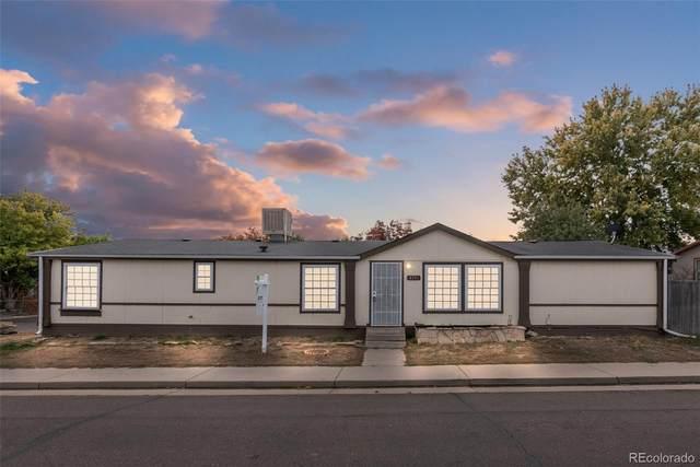 8391 Garfield Circle, Denver, CO 80229 (#9522170) :: iHomes Colorado