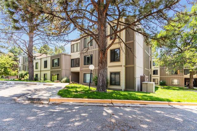 2525 S Dayton Way #1106, Denver, CO 80231 (#9522543) :: The Griffith Home Team