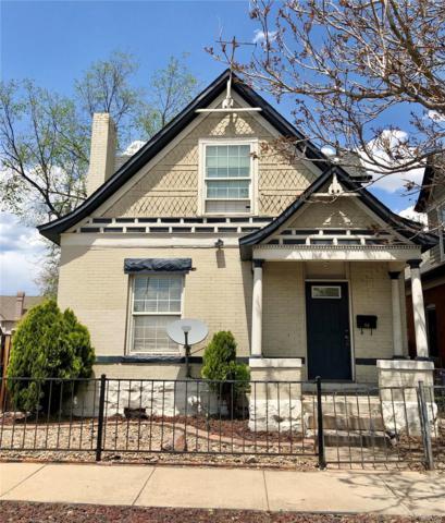 537 W 8th Avenue, Denver, CO 80204 (MLS #9522945) :: 8z Real Estate