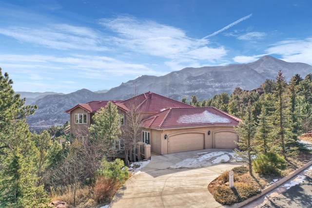 4345 Three Graces Drive, Colorado Springs, CO 80904 (#9522998) :: The Healey Group