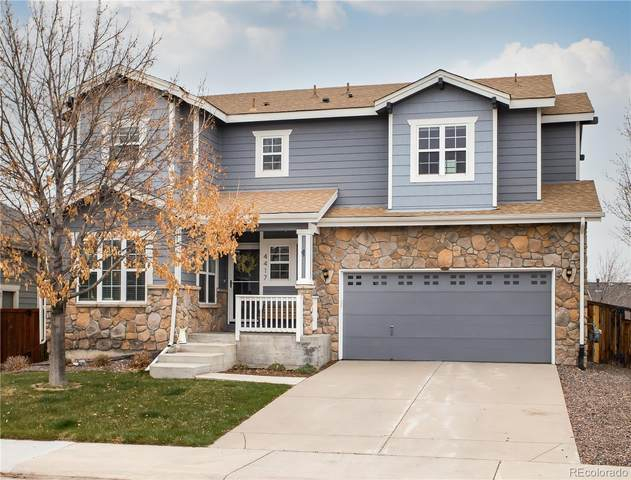 4417 Oakes Mill Court, Castle Rock, CO 80109 (#9523110) :: The HomeSmiths Team - Keller Williams