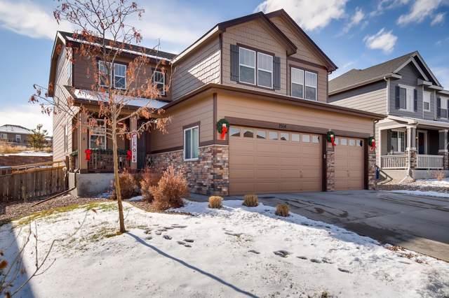 7514 Blue Water Drive, Castle Rock, CO 80108 (MLS #9523760) :: 8z Real Estate