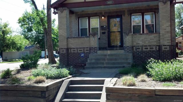 1403 Quitman Street, Denver, CO 80204 (#9523896) :: The Heyl Group at Keller Williams