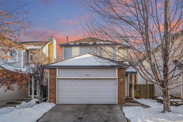 11622 E Baltic Place, Aurora, CO 80014 (#9524044) :: The DeGrood Team