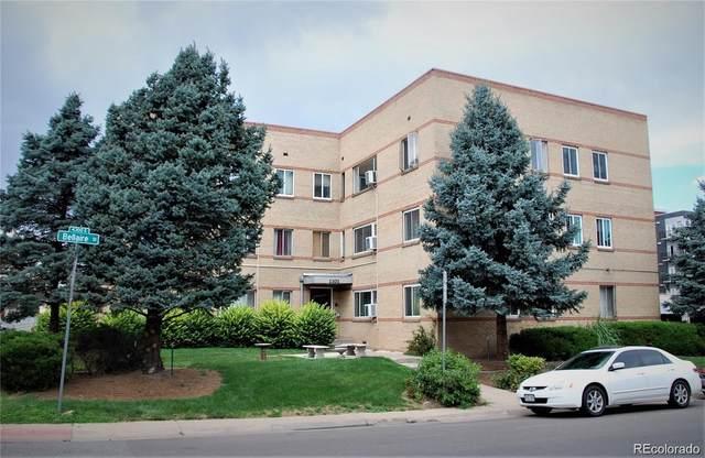 1101 Bellaire Street A3, Denver, CO 80220 (MLS #9524066) :: 8z Real Estate