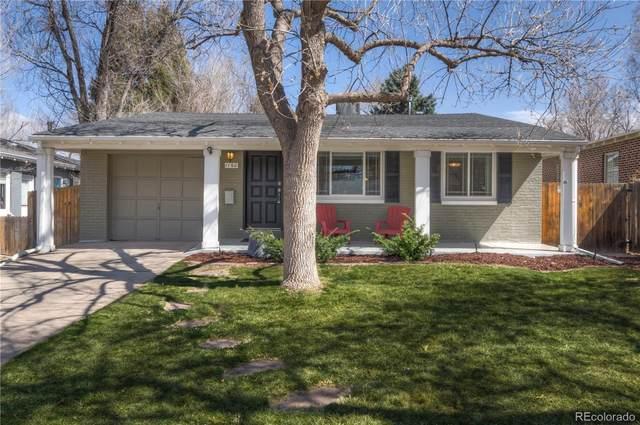 1160 Ivy Street, Denver, CO 80220 (MLS #9524762) :: 8z Real Estate