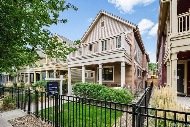 2222 Washington Street, Denver, CO 80205 (#9524773) :: Kimberly Austin Properties