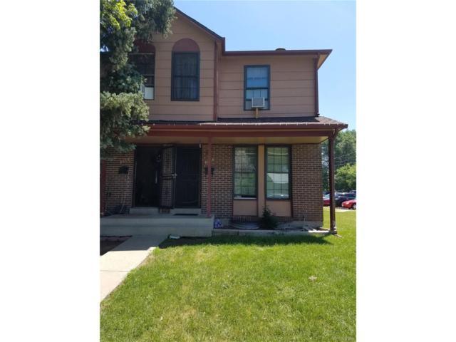 756 S Patton Court, Denver, CO 80219 (MLS #9524829) :: 8z Real Estate