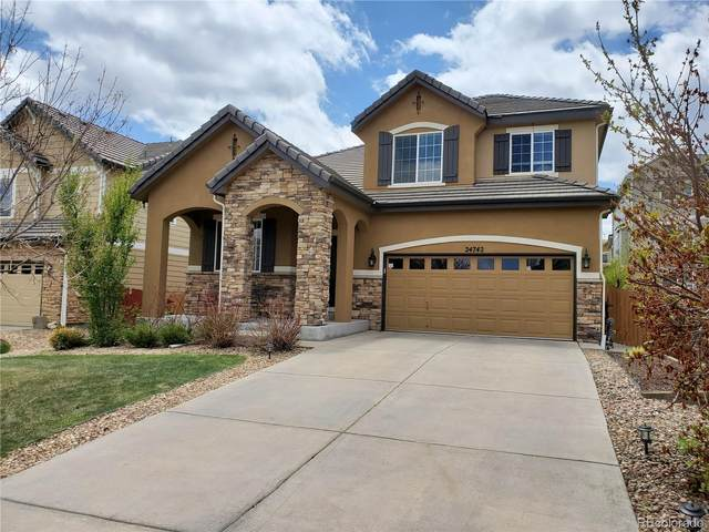 24742 E Hoover Place, Aurora, CO 80016 (#9525061) :: The Heyl Group at Keller Williams
