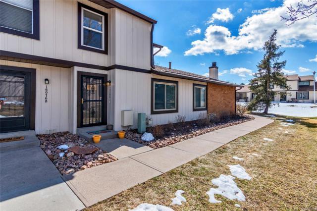 16076 E Ithaca Place C, Aurora, CO 80013 (#9525453) :: Bring Home Denver