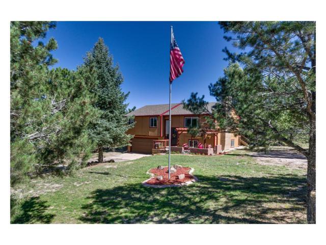 131 Ponderosa Lane, Elizabeth, CO 80107 (MLS #9526002) :: 8z Real Estate