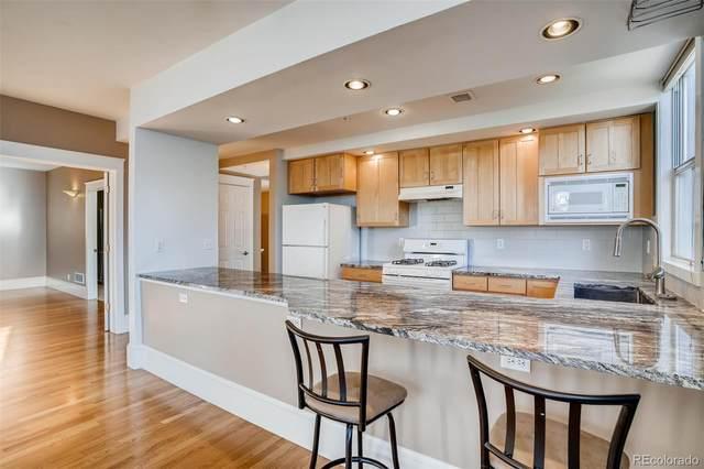 424 E 1st Avenue 1A, Denver, CO 80203 (#9526385) :: Mile High Luxury Real Estate