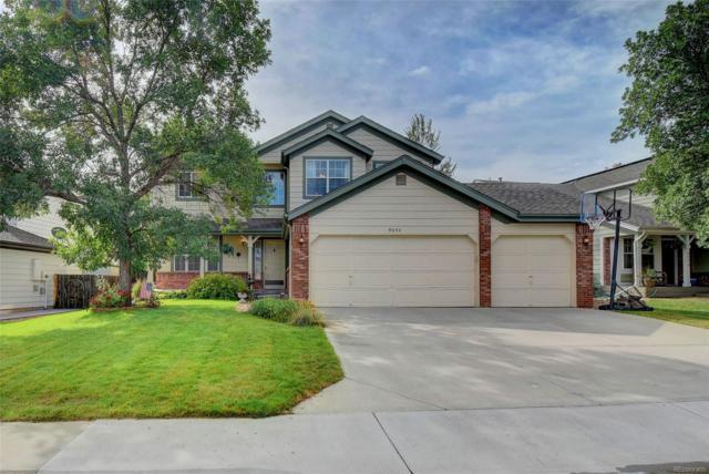 9052 W Chatfield Drive, Littleton, CO 80128 (#9526948) :: The Peak Properties Group