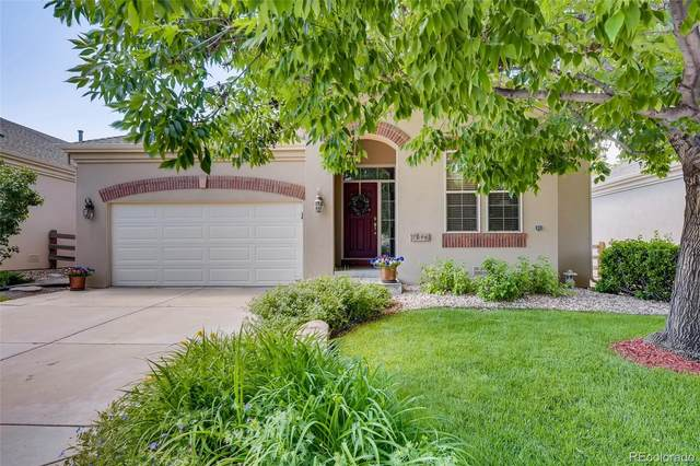 7044 W Arlington Drive, Littleton, CO 80123 (#9527235) :: The Colorado Foothills Team | Berkshire Hathaway Elevated Living Real Estate