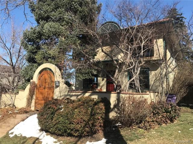 978 Steele Street, Denver, CO 80206 (#9527614) :: Wisdom Real Estate