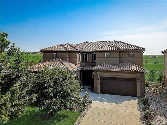 3426 Yale Drive, Broomfield, CO 80023 (MLS #9528023) :: Clare Day with Keller Williams Advantage Realty LLC