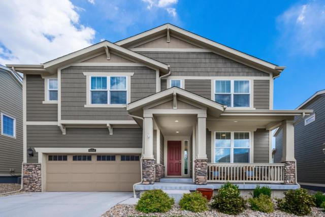 6154 Flattop Street, Golden, CO 80403 (#9528163) :: The Galo Garrido Group
