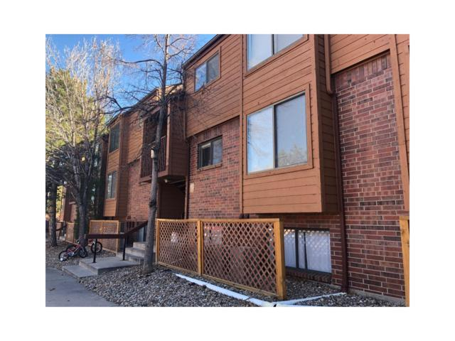 416 Wright Street #103, Lakewood, CO 80228 (#9528166) :: The Peak Properties Group