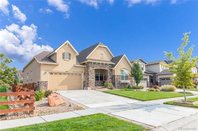 17691 W 83rd Place, Arvada, CO 80007 (MLS #9528633) :: Keller Williams Realty
