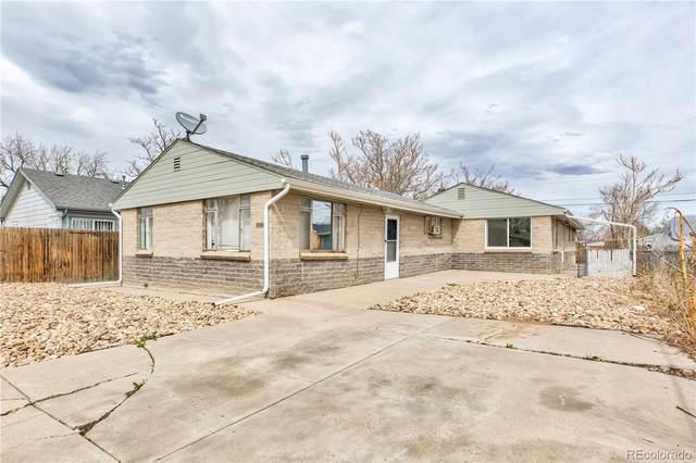 1012 S Osceola Street, Denver, CO 80219 (#9530130) :: Mile High Luxury Real Estate