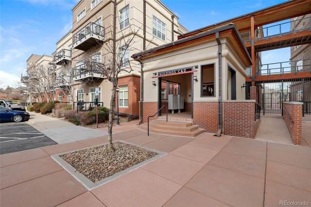 5677 Park Place 206C, Greenwood Village, CO 80111 (#9530493) :: Portenga Properties