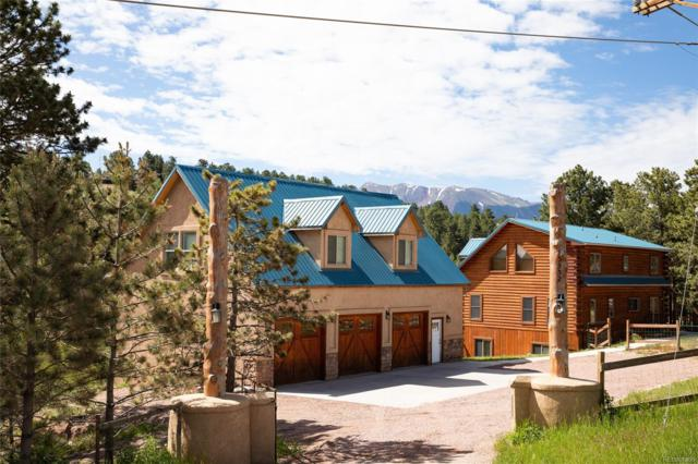 15352 W Us Highway 24, Woodland Park, CO 80863 (MLS #9530507) :: 8z Real Estate
