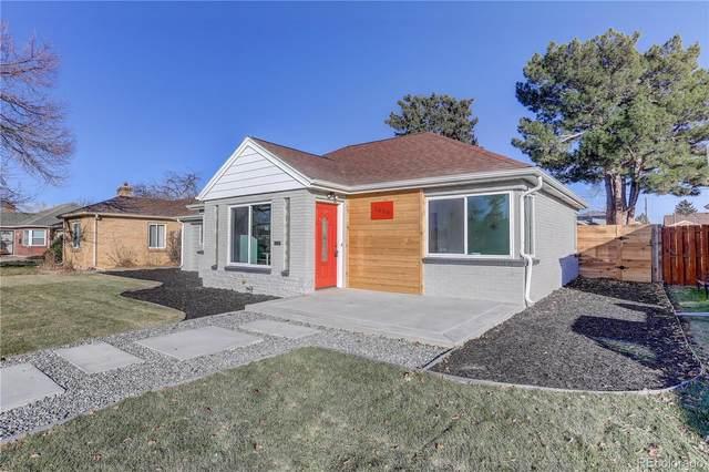 2650 Niagara Street, Denver, CO 80207 (#9530674) :: The Colorado Foothills Team | Berkshire Hathaway Elevated Living Real Estate