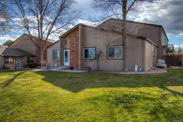 7700 W Glasgow Place 14D, Littleton, CO 80128 (#9530677) :: The DeGrood Team