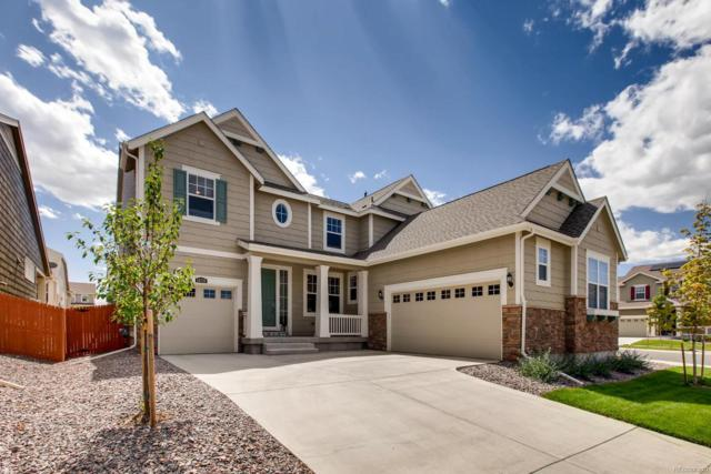 14710 Munich Avenue, Parker, CO 80134 (#9530802) :: The City and Mountains Group