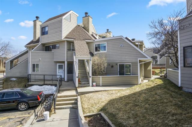 12472 W Nevada Place #214, Lakewood, CO 80228 (#9530835) :: The Dixon Group