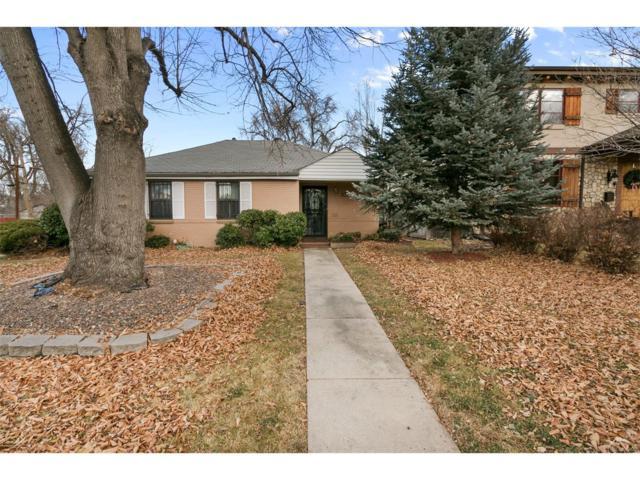 1098 Krameria Street, Denver, CO 80220 (MLS #9531208) :: 8z Real Estate