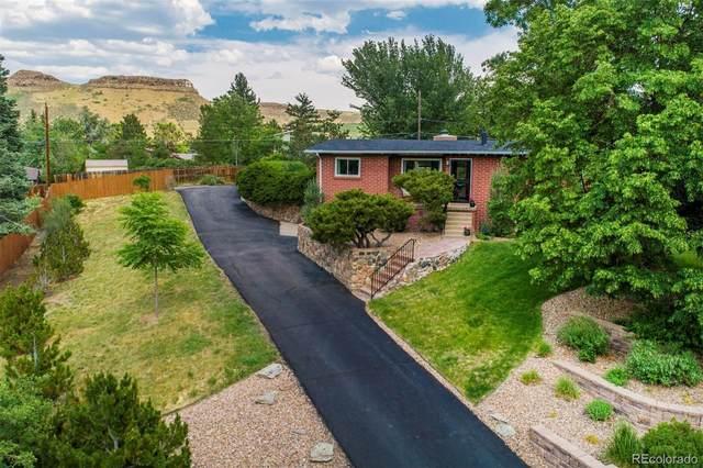 2101 Cheyenne Street, Golden, CO 80401 (MLS #9531356) :: 8z Real Estate