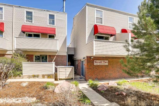 1111 Maxwell Avenue #129, Boulder, CO 80304 (#9531361) :: The Heyl Group at Keller Williams