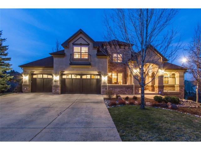 1035 Buffalo Ridge Way, Castle Pines, CO 80108 (MLS #9531734) :: 8z Real Estate