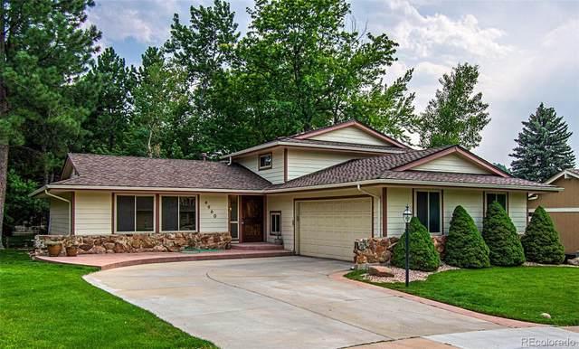 4960 E Maplewood Place, Centennial, CO 80121 (#9531821) :: Symbio Denver