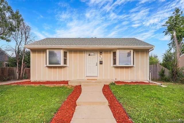 820 Kenton Street, Aurora, CO 80010 (#9532189) :: THE SIMPLE LIFE, Brokered by eXp Realty