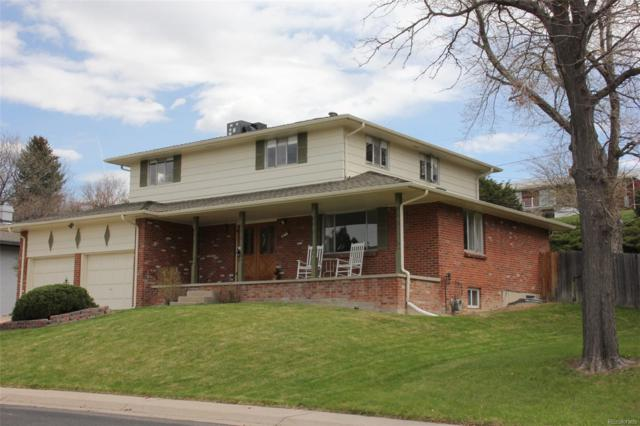 6966 Dudley Drive, Arvada, CO 80004 (#9532519) :: Venterra Real Estate LLC