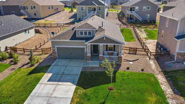42330 Forest Oaks Drive, Elizabeth, CO 80107 (#9532730) :: The Margolis Team