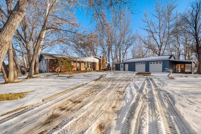 4242 N 119th Street, Lafayette, CO 80026 (#9532793) :: Real Estate Professionals