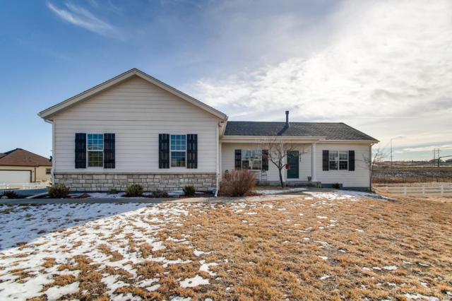 10240 E 142nd Avenue, Brighton, CO 80602 (#9533027) :: The Peak Properties Group