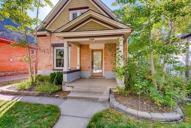 4445 Alcott Street, Denver, CO 80211 (MLS #9533189) :: 8z Real Estate