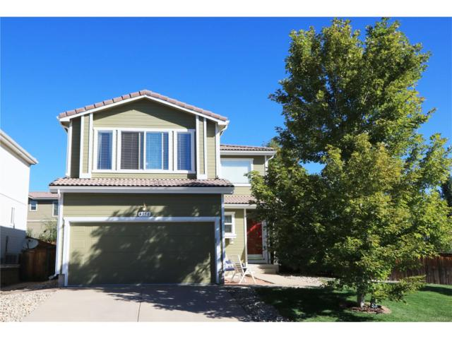 4350 Lyndenwood Circle, Highlands Ranch, CO 80130 (#9533302) :: The Sold By Simmons Team