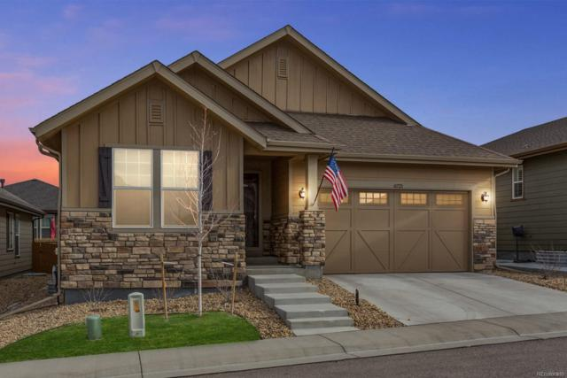 6721 Club Villa Road, Parker, CO 80134 (#9533558) :: My Home Team